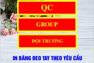 BĂNG ĐEO TAY